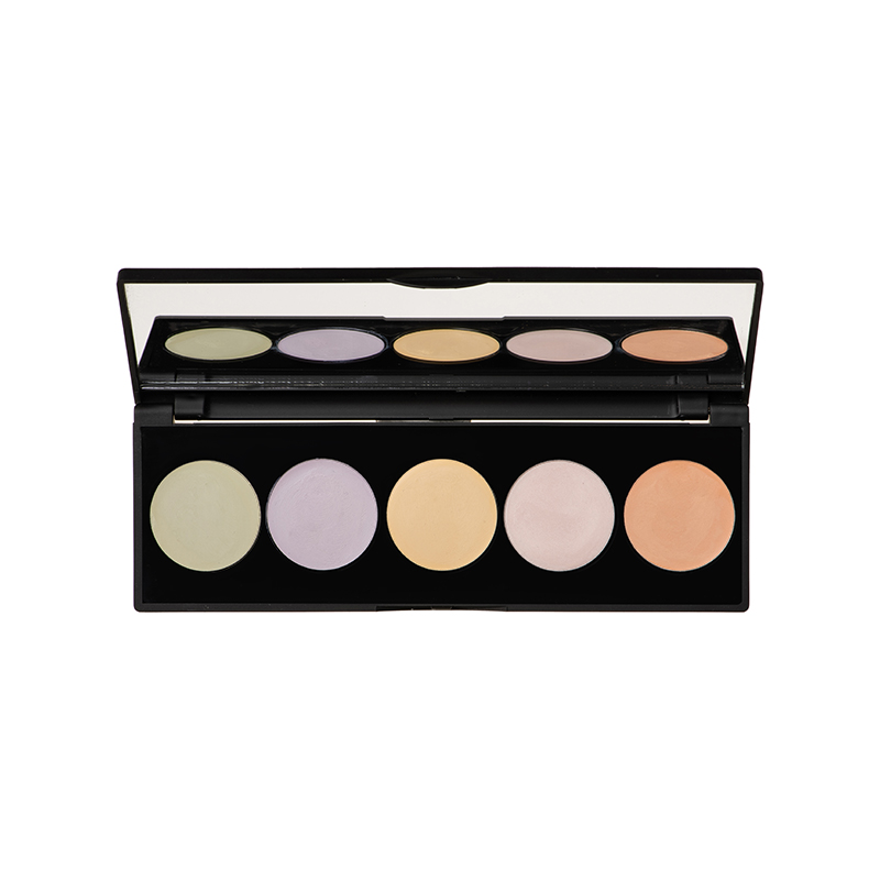 Activated Charcoal - Activated Charcoal - Colour-Correcting Palette