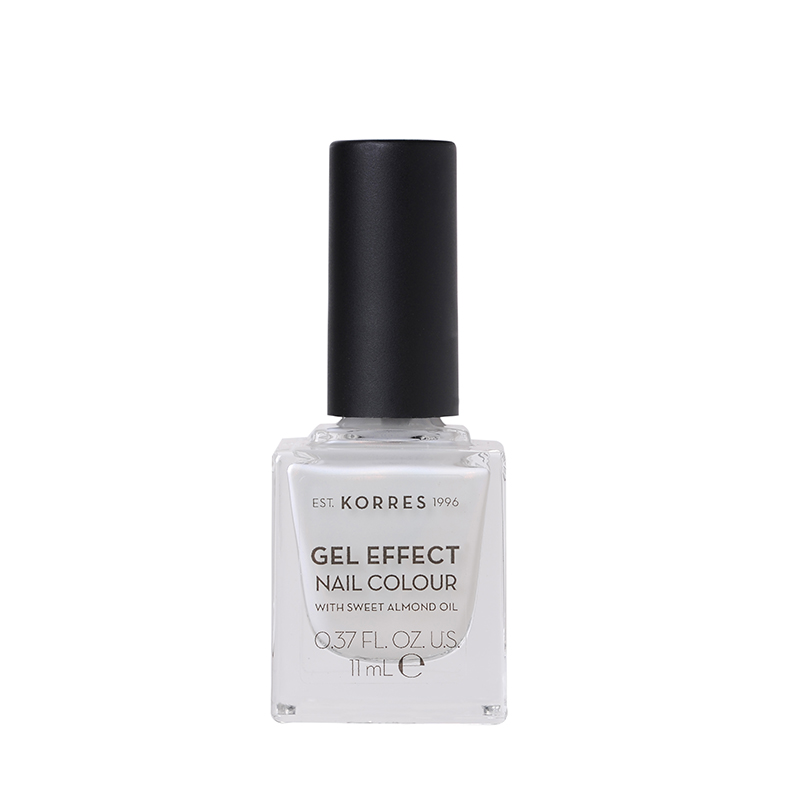 GEL EFFECT NAIL COLOUR - GEL EFFECT NAIL COLOUR - 11 Coconut Smoothie