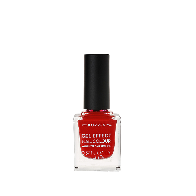 GEL EFFECT NAIL COLOUR - 53 Royal Red