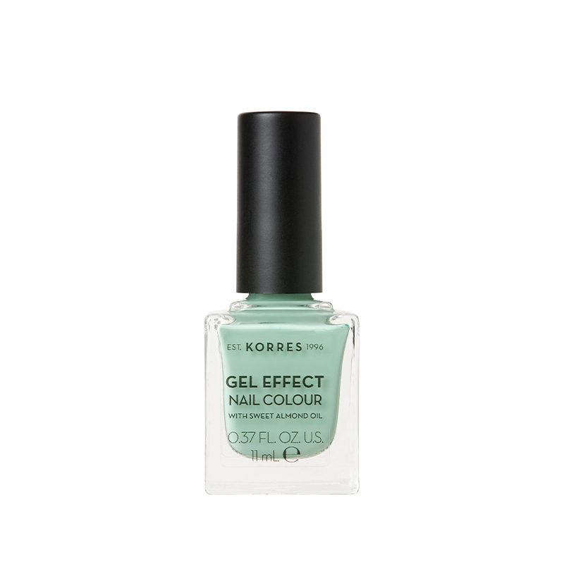 GEL EFFECT NAIL COLOUR - 35 Mint Green