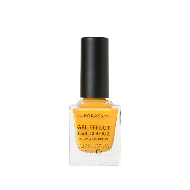 GEL EFFECT NAIL COLOUR - GEL EFFECT NAIL COLOUR - 91 Sunshine