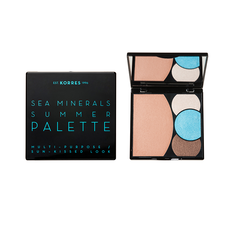 SEA MINERALS SUMMER PALETTE - Blue Waves